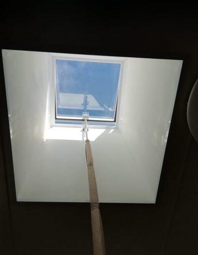 600 x 600mm Four Seasons Aluminium Window